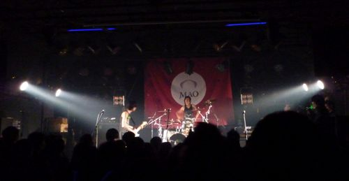 The Unsafe drummer: Mr. Octopus