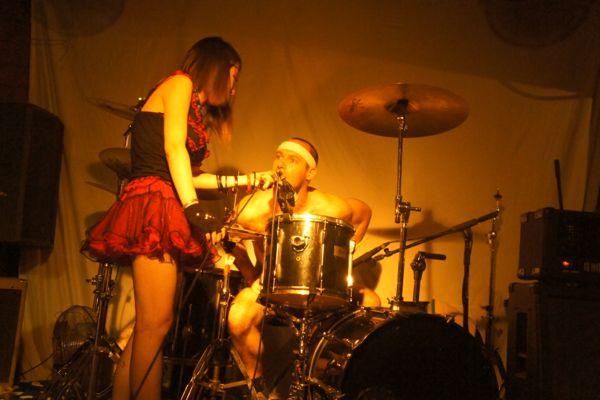 drummer talk at dazeFEAST 2013